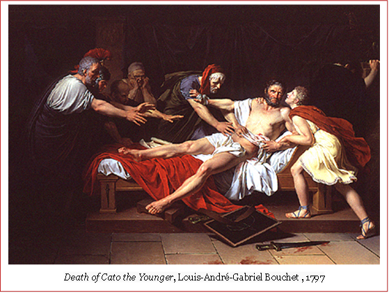 Death of Cato